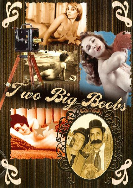 Two Big Boobs Loop Collection Box Cover