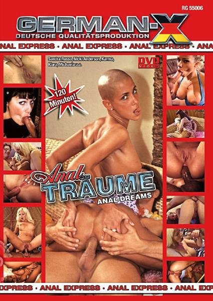 Anal Traume (Anal Dreams) Box Cover