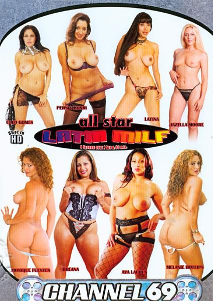All Star Latin MILF Box Cover