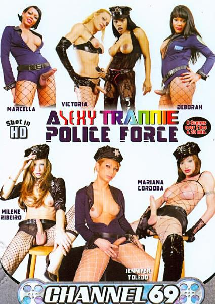 A Sexy Trannie Police Force Box Cover