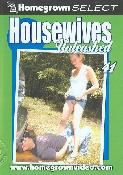 Housewives Unleashed 41 Box Cover