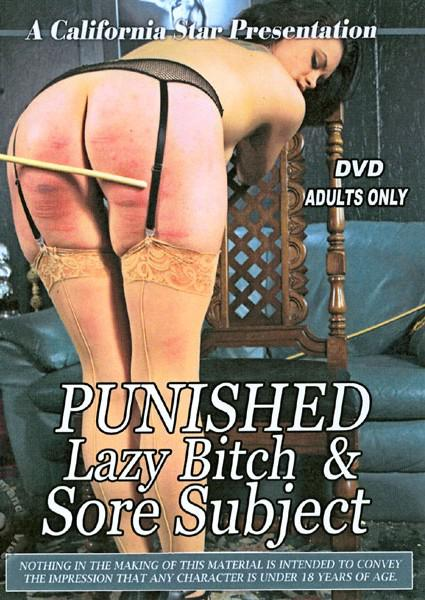 Punished Lazy Bitch & Sore Subject Box Cover