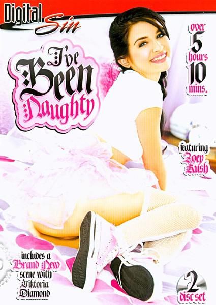 I've Been Naughty  (Disc 1) Box Cover