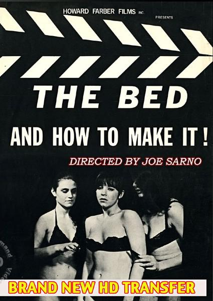 The Bed And How To Make It! Box Cover