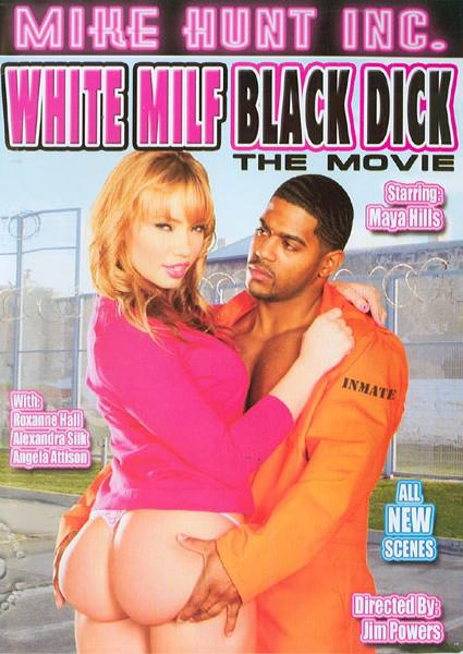 White Milf Black Dick The Movie Box Cover