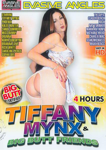 Tiffany Mynx & Big Butt Friends Box Cover