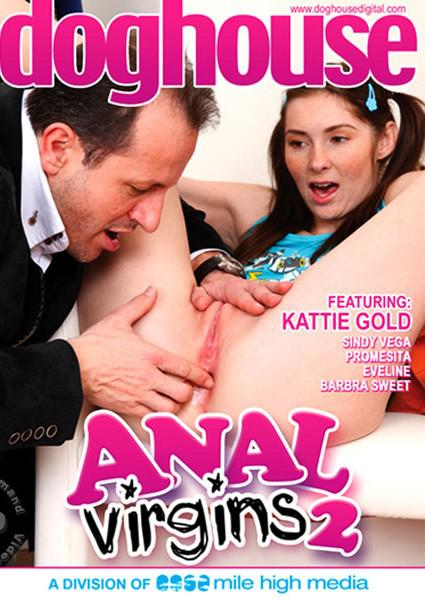 Anal Virgins 2 Box Cover