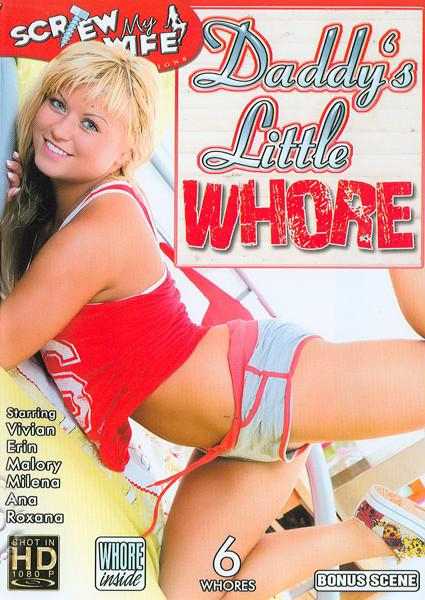 Daddy's Little Whore Box Cover
