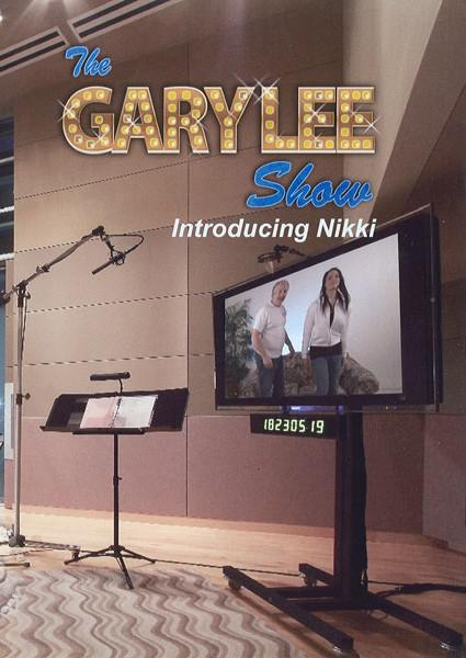 The Gary Lee Show - Nikki Box Cover