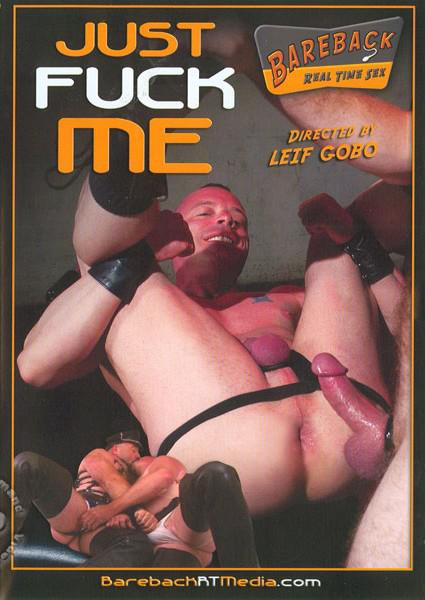 Just Fuck Me Box Cover