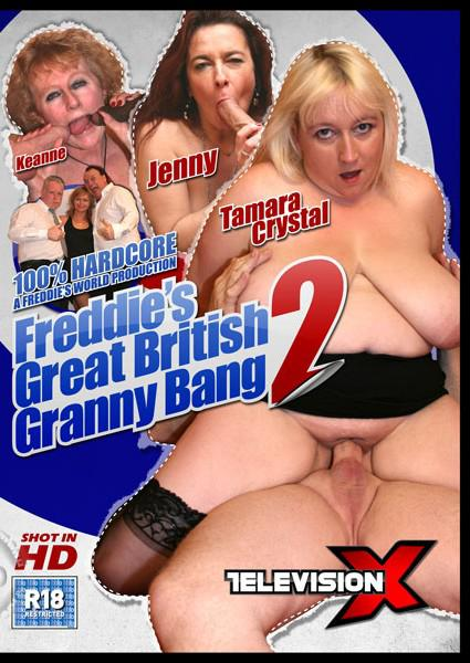 Freddie's Great British Granny Bang 2 Box Cover