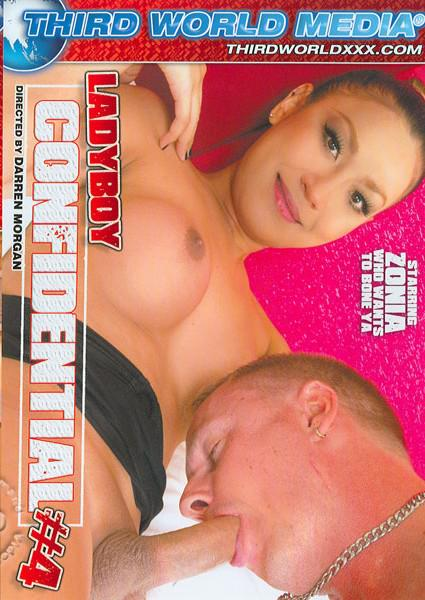 Ladyboy Confidential #4 Box Cover