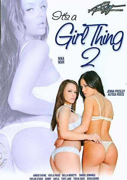 It's A Girl Thing 2 Box Cover