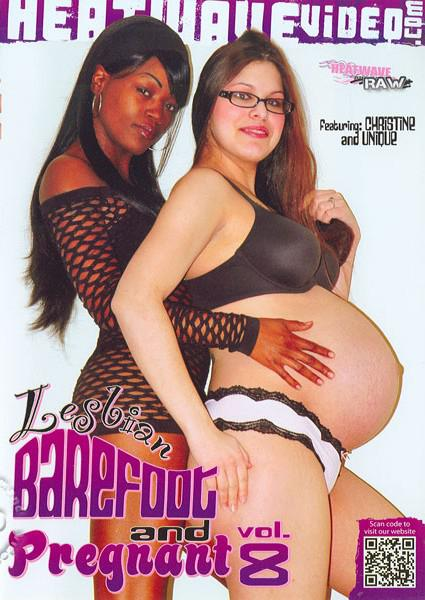 Lesbian Barefoot And Pregnant 8 Box Cover