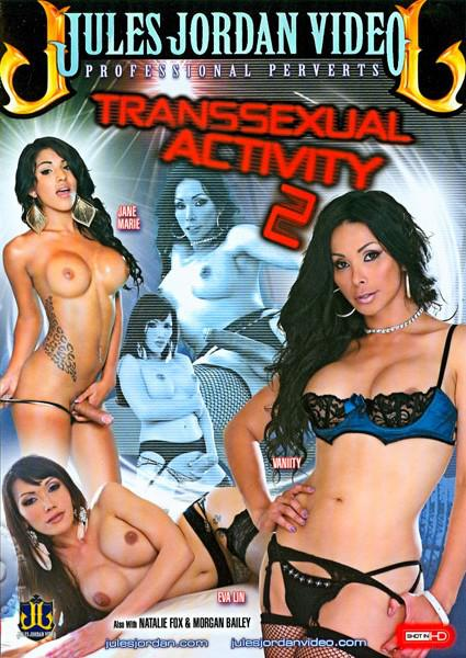 Transsexual Activity 2 Box Cover