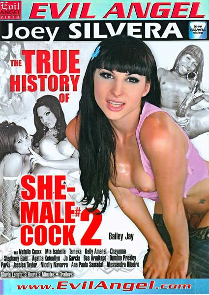 The True History Of She-Male Cock #2 Box Cover