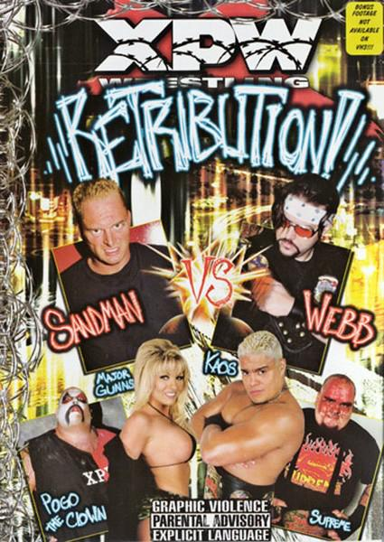 Retribution Box Cover