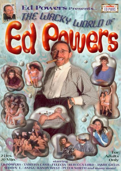 The Wacky World Of Ed Powers Box Cover