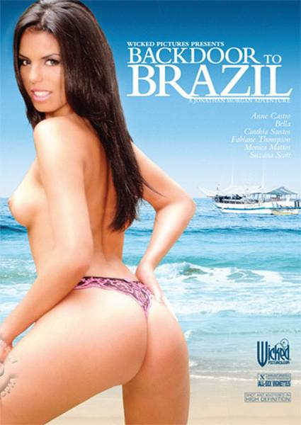 Backdoor To Brazil Box Cover