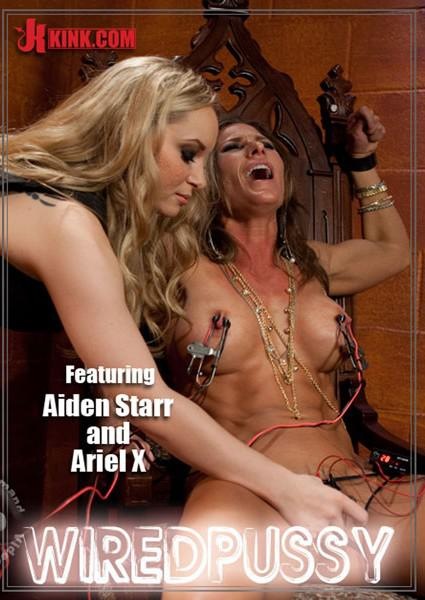 Wired Pussy Featuring Aiden Starr And Ariel X Box Cover