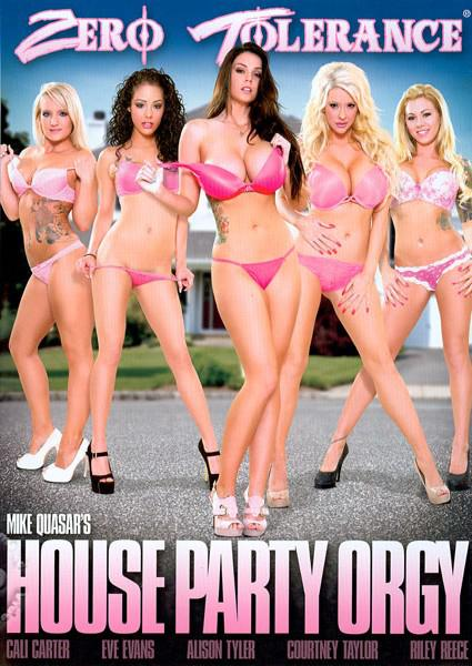 House Party Orgy Box Cover