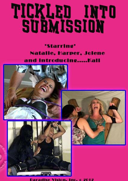 Tickled Into Submission Box Cover