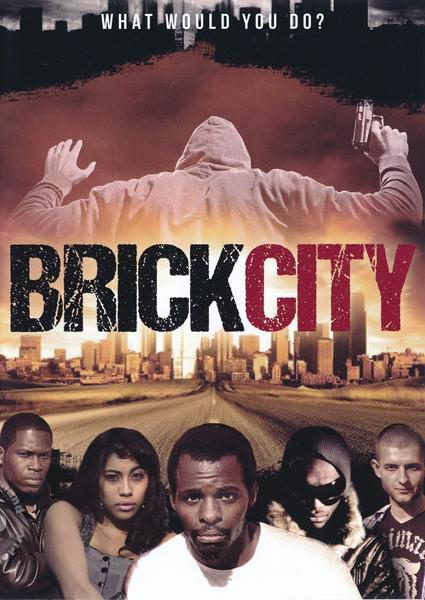Brick City Box Cover