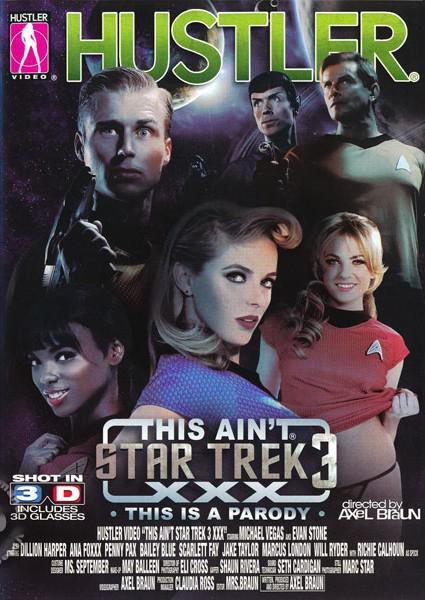 This Ain't Star Trek 3 XXX Box Cover