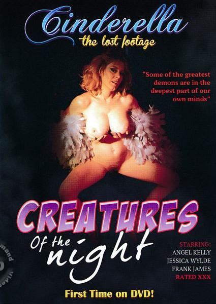 Creatures Of The Night Box Cover