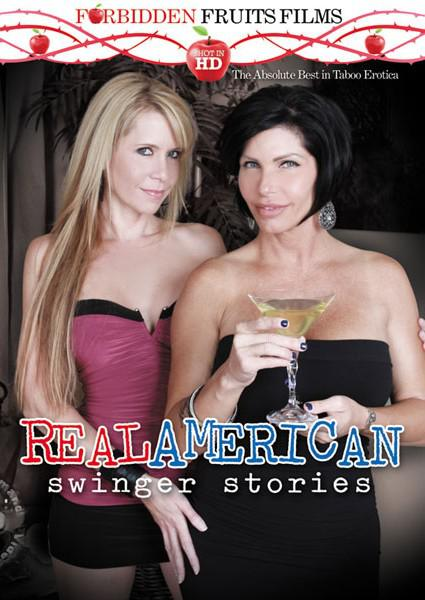 Real American Swinger Stories Box Cover