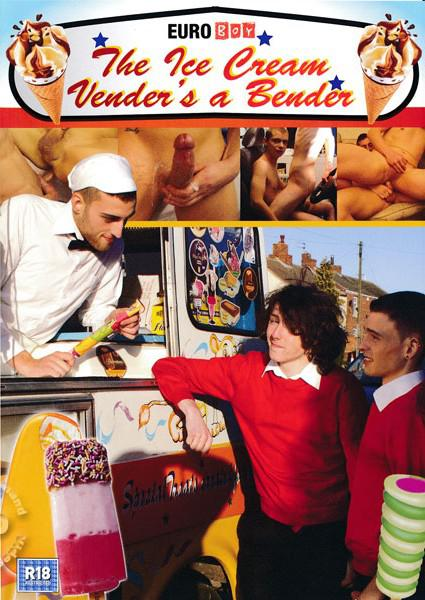 The Ice Cream Vender's A Bender Box Cover