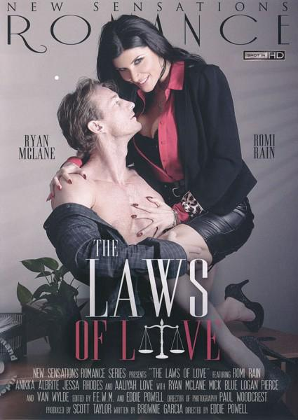 The Laws Of Love Box Cover