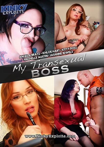My Transexual Boss Box Cover