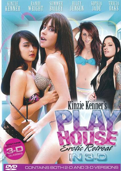 Kinzie Kenner's Playhouse - Erotic Retreat (852268003039) Box Cover