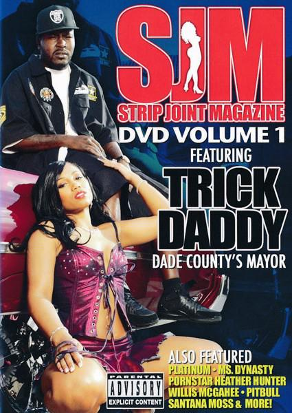 Strip Joint Magazine DVD Volume 1 (694955001092) Box Cover