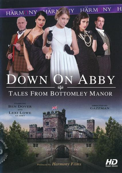 Down On Abby - Tales From Bottomley Manor Box Cover