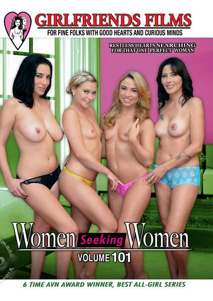 Women Seeking Women Volume 101 Box Cover