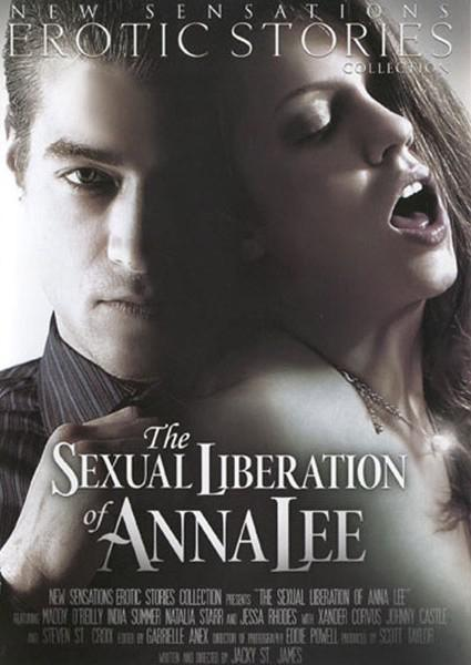 The Sexual Liberation Of Anna Lee Box Cover