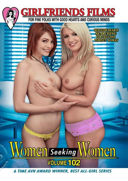 Women Seeking Women Volume 102 Box Cover