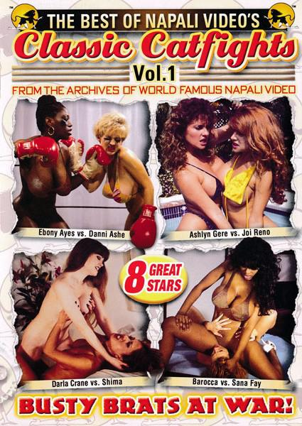 The Best Of Napali Video's Classic Catfights Vol. 1 - Busty Brats At War! Box Cover