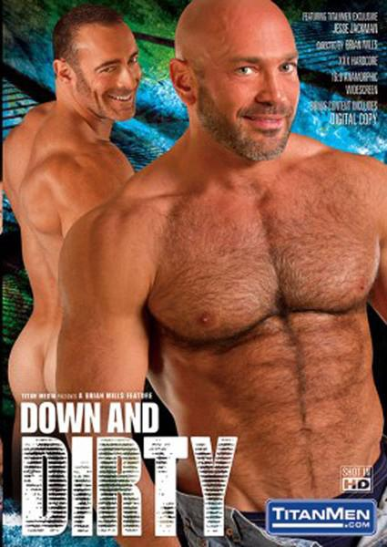 Down And Dirty Box Cover