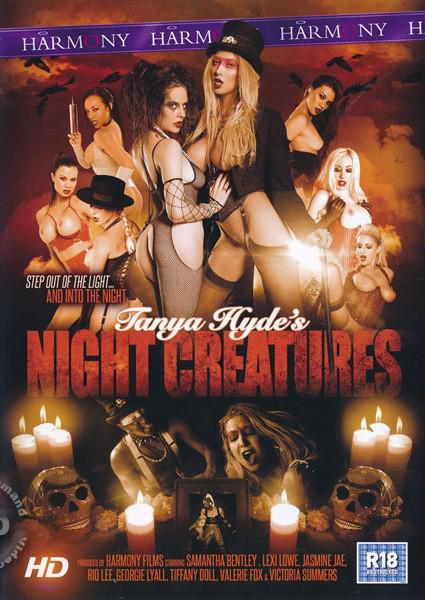 Tanya Hyde's Night Creatures Box Cover