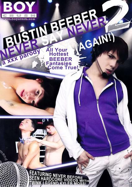 Bustin Beeber 2: Never Say Never (A XXX Parody) Box Cover