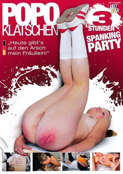 Spank Party - Popo Klatschen Box Cover