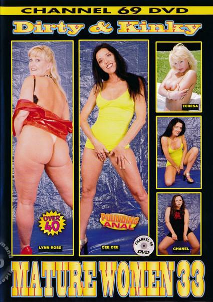 Dirty & Kinky Mature Women 33 Box Cover