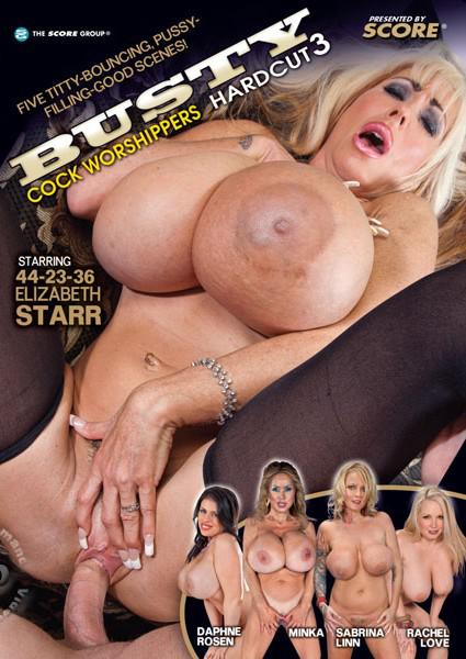 Busty Cock Worshippers Hardcut 3 Box Cover