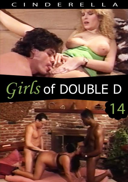 Girls Of Double D 14 Box Cover