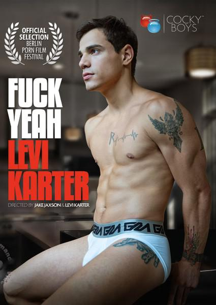 Fuck Yeah Levi Karter Box Cover