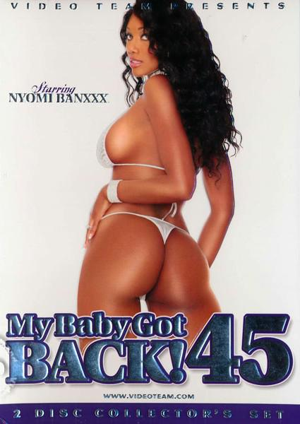 My Baby Got Back! 45 (Disc 2) Box Cover