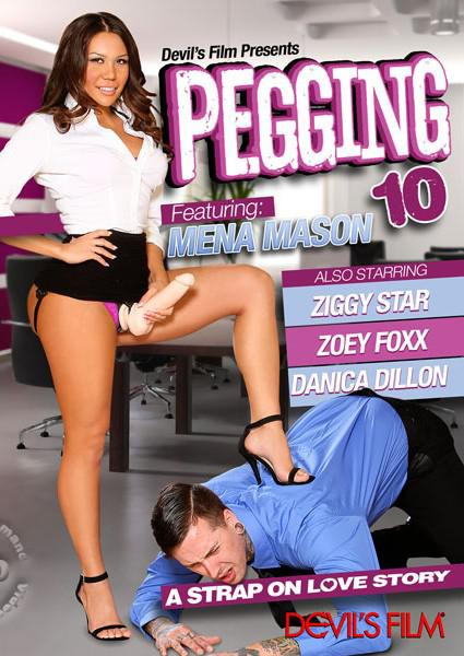 Pegging 10: A Strap On Love Story Box Cover